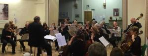 Xen Leads Ripon Community Orchestra at Killinghall's Evening of Summer Music